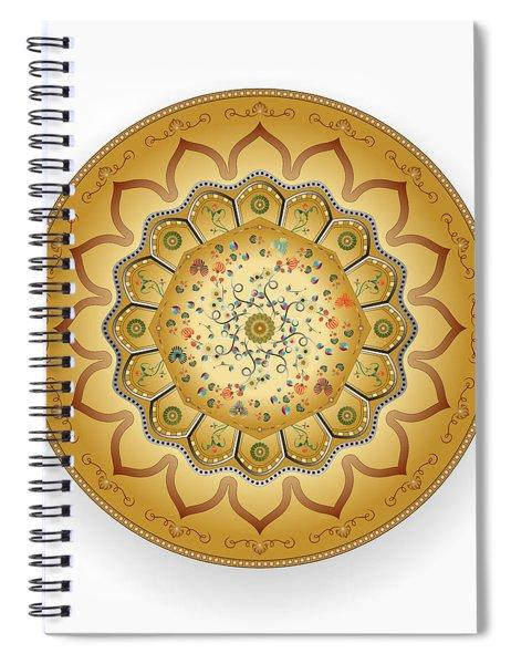 Circumplexical No 3468 Spiral Notebook