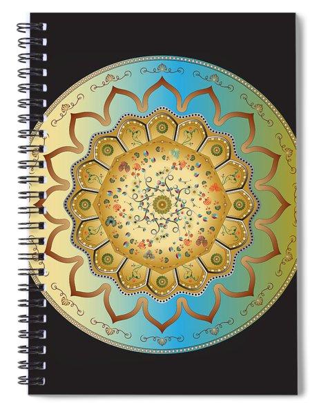 Circumplexical No 3470 Spiral Notebook