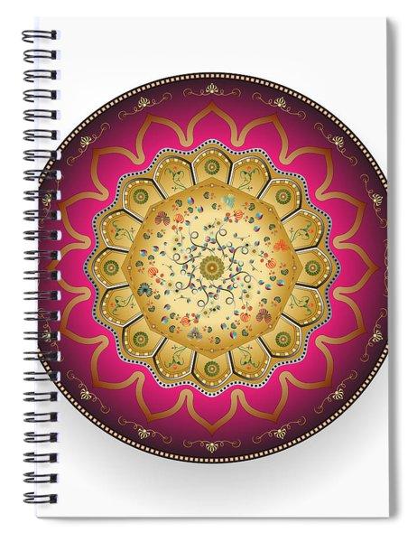 Circumplexical No 3472 Spiral Notebook
