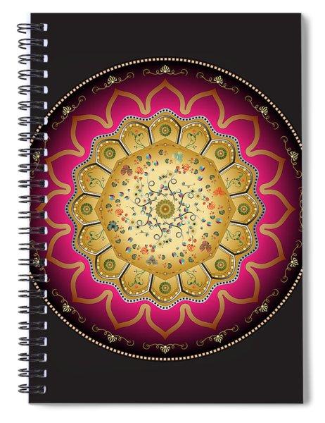 Circumplexical No 3473 Spiral Notebook