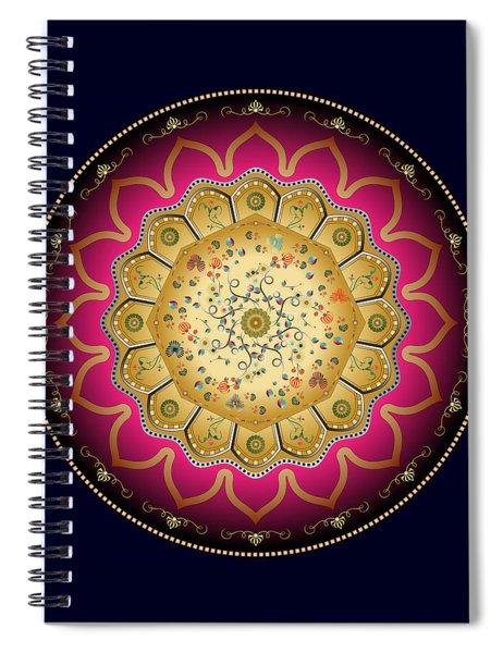 Circumplexical No 3474 Spiral Notebook