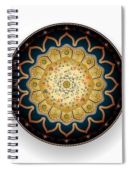 Circumplexical No 3477 Spiral Notebook