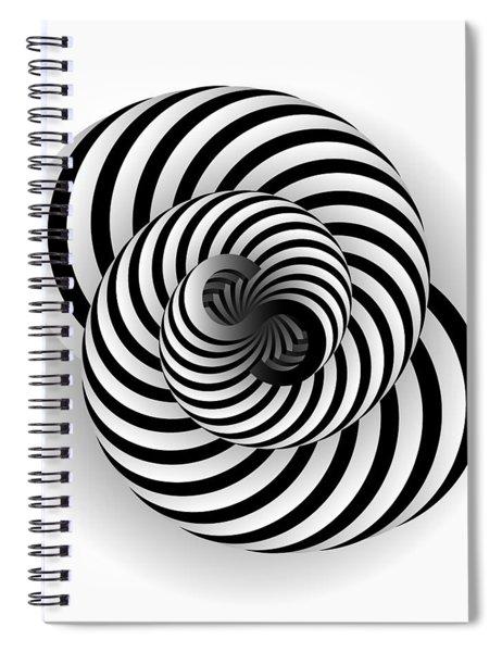 Circumplexical No 3478 Spiral Notebook