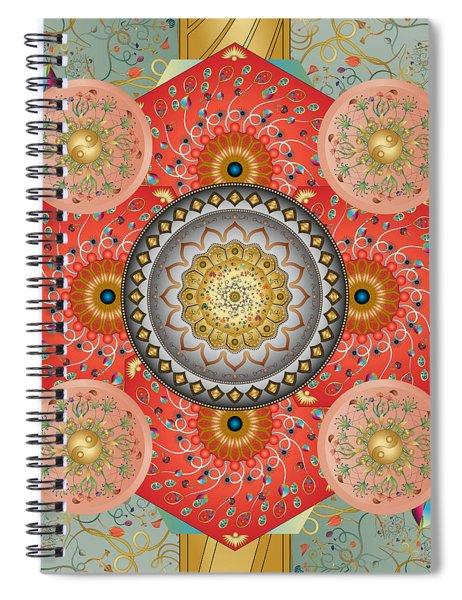 Circumplexical No 3479 Spiral Notebook