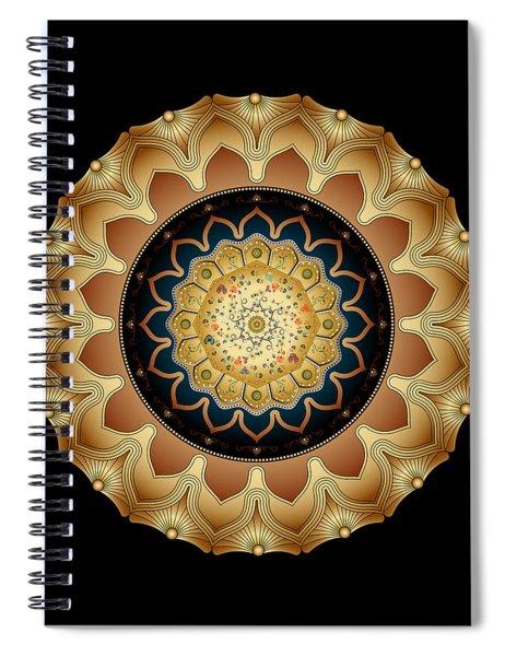 Circumplexical No 3480 Spiral Notebook
