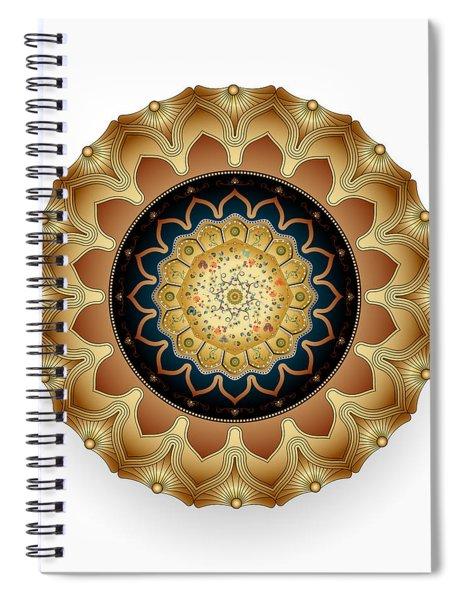 Circumplexical No 3481 Spiral Notebook