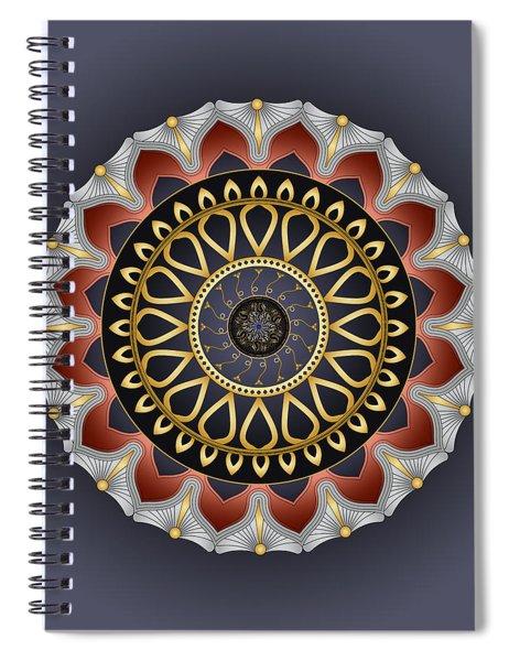 Circumplexical No 3482 Spiral Notebook