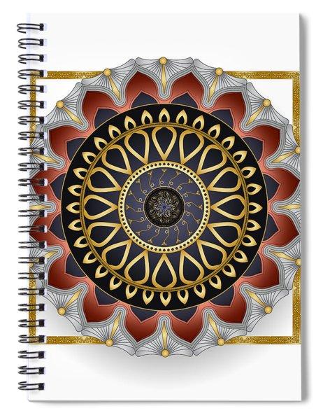 Circumplexical No 3483 Spiral Notebook