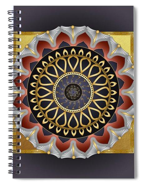 Circumplexical No 3484 Spiral Notebook