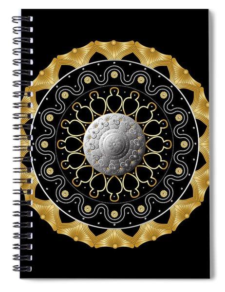 Circumplexical No 3485 Spiral Notebook