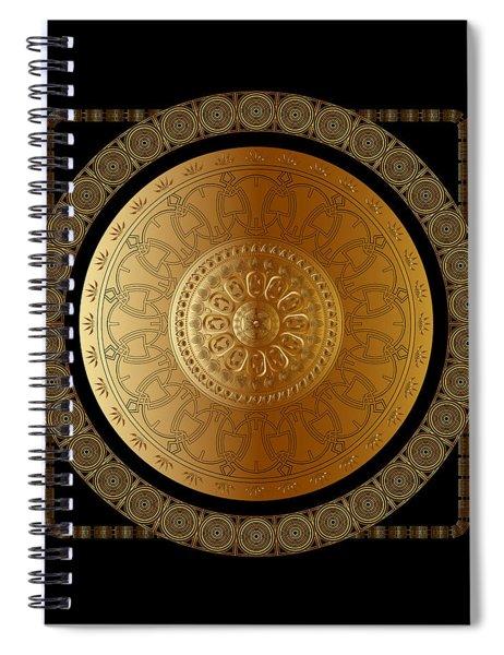 Circumplexical No 3489 Spiral Notebook