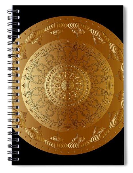 Circumplexical No 3494 Spiral Notebook