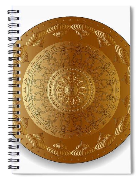 Circumplexical No 3495 Spiral Notebook