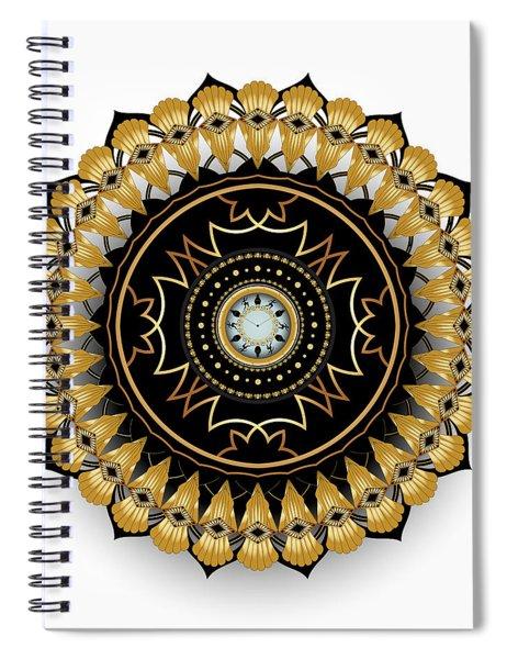 Circumplexical No 3511 Spiral Notebook