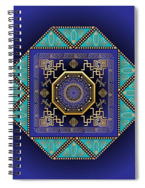 Circumplexical No 3555 Spiral Notebook