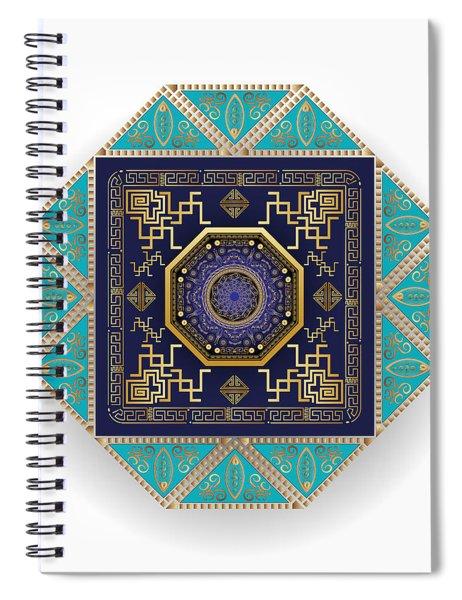 Circumplexical No 3556 Spiral Notebook