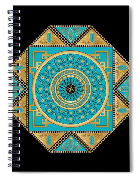 Circumplexical No 3557 Spiral Notebook