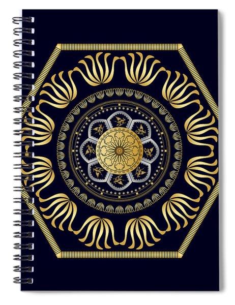 Circumplexical No 3607 Spiral Notebook