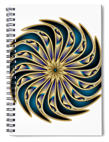 Circumplexical No 3611 Spiral Notebook