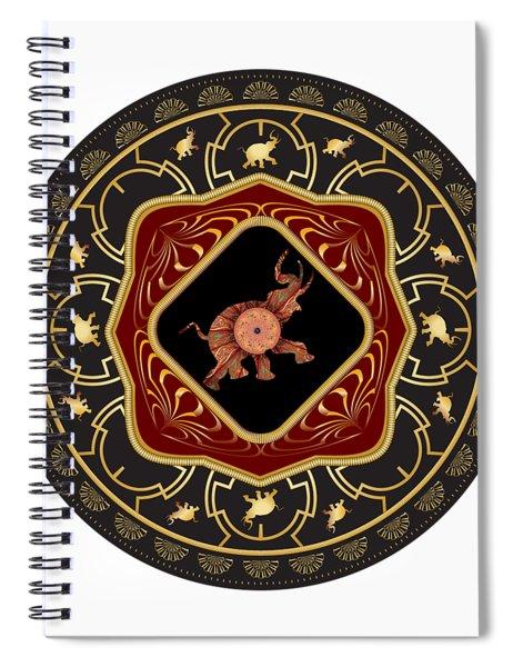 Circumplexical No 3665 Spiral Notebook