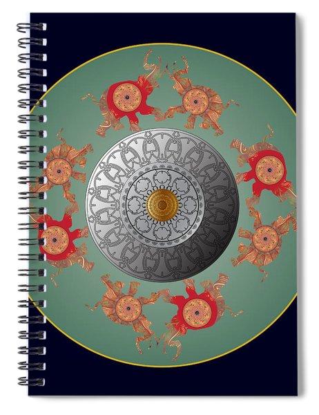 Circumplexical No 3667 Spiral Notebook