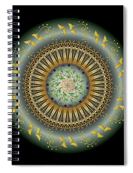 Circumplexical No 3674 Spiral Notebook
