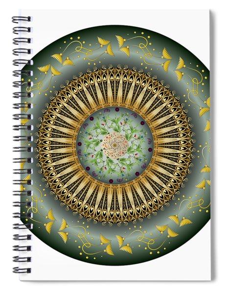 Circumplexical No 3675 Spiral Notebook