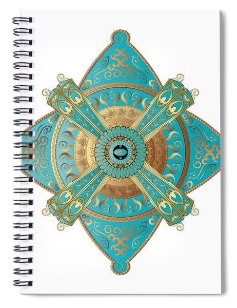 Circumplexical No 3695 Spiral Notebook