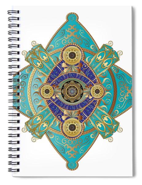 Circumplexical No 3698 Spiral Notebook