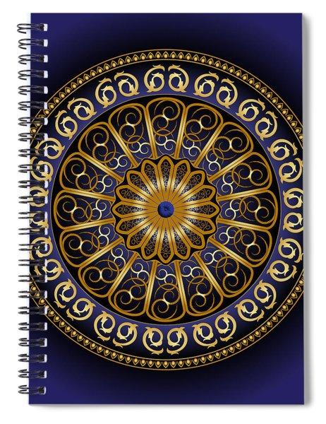 Circumplexical No 3716 Spiral Notebook