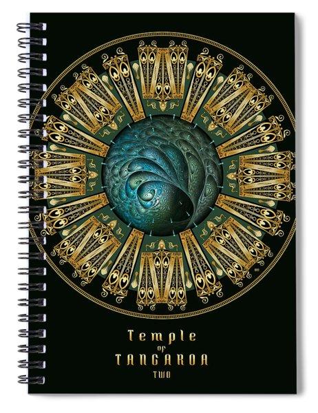 Circumplexical No 3726 Spiral Notebook