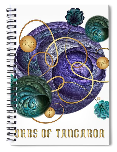 Circumplexical No 3727 Spiral Notebook