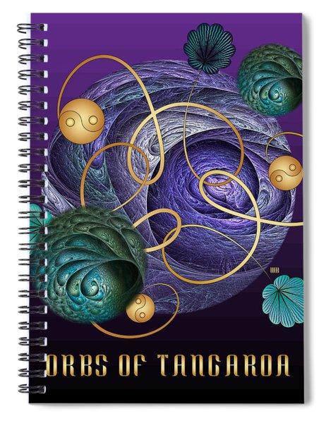 Circumplexical No 3728 Spiral Notebook