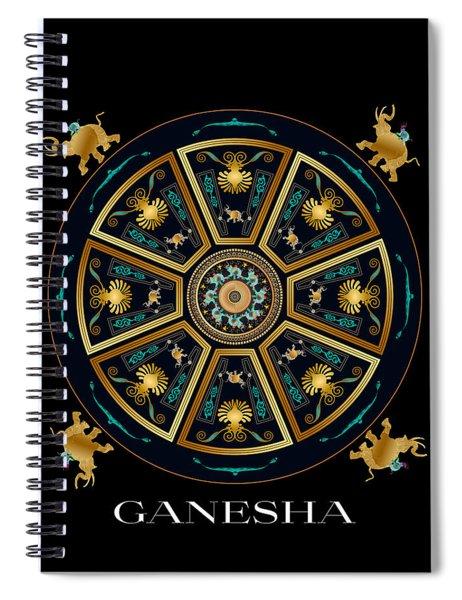 Circumplexical No 3802 Spiral Notebook