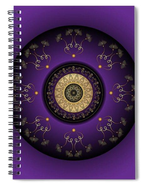 Circumplexical No 3817 Spiral Notebook