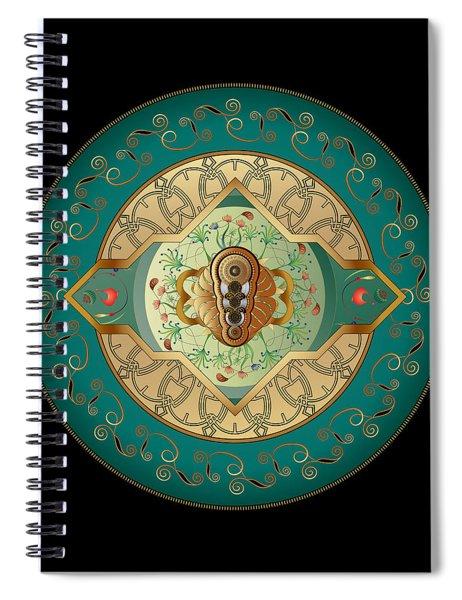Circumplexical No 3838 Spiral Notebook