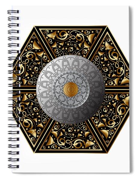 Circumplexical No 3854 Spiral Notebook