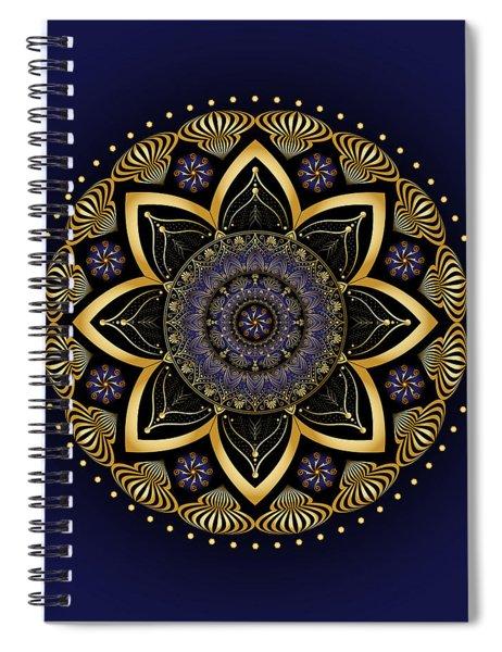 Circumplexical No 3991 Spiral Notebook