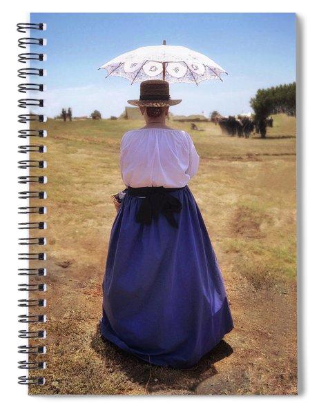 Civil Spiral Notebook