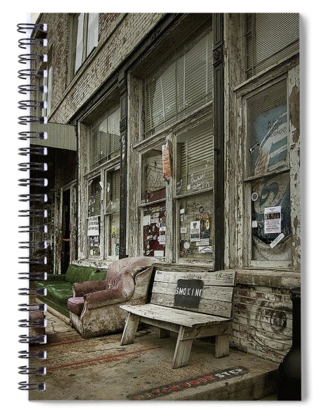 Clarksdale Spiral Notebook