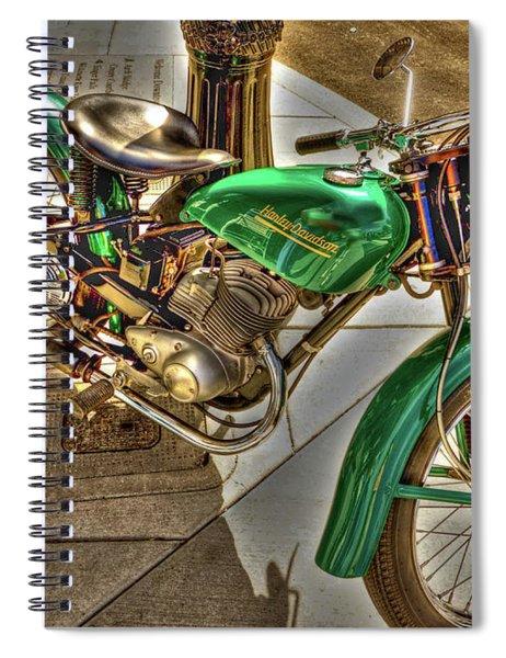 Class Spiral Notebook