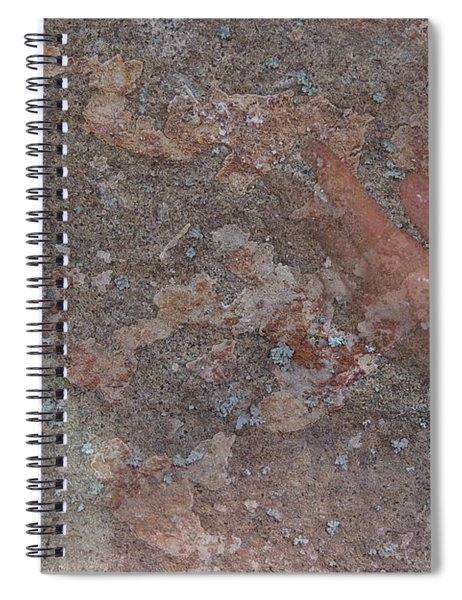 Classic Fragment Spiral Notebook