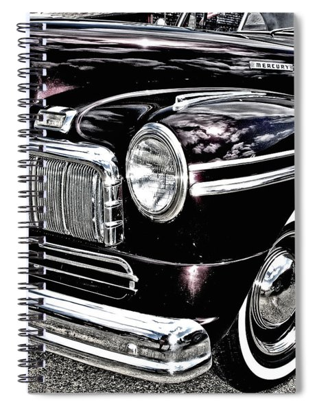 Classic Mercury Spiral Notebook