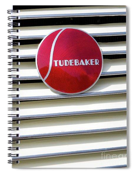Classic Studebaker Logo Spiral Notebook