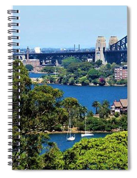 Classic Sydney Spiral Notebook