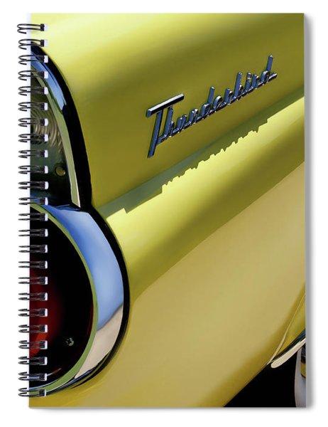 1955 Thunderbird Spiral Notebook