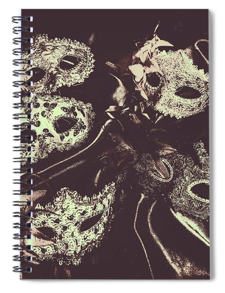 Classic Theatrics Spiral Notebook
