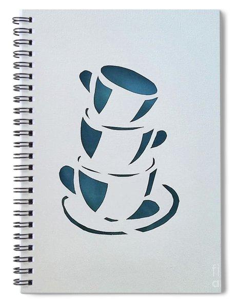Clean Up Spiral Notebook