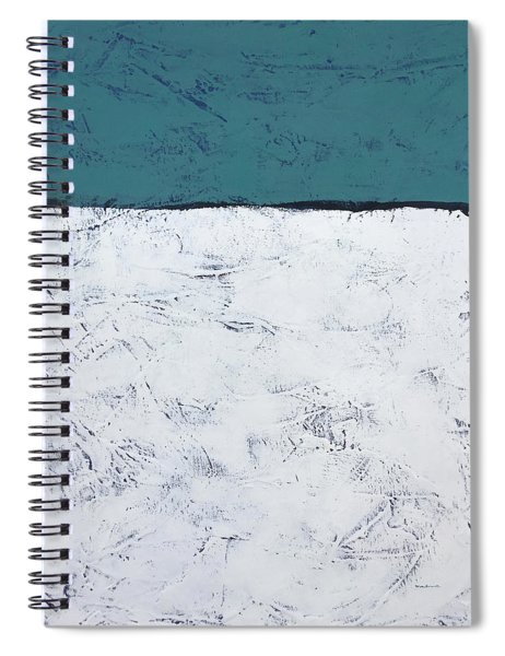 Clear And Bright Spiral Notebook