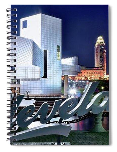 Cleveland Ohio 2019 Spiral Notebook